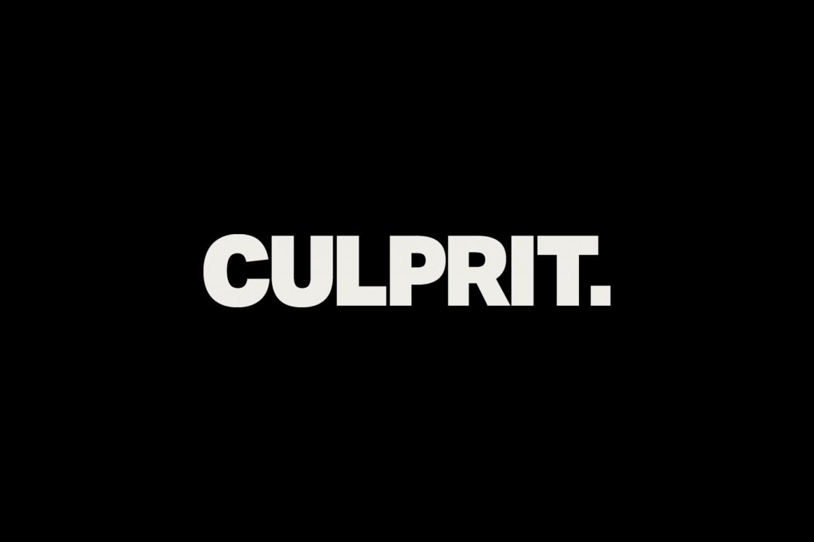 Culprit酒吧西餐厅品牌形象设计(VI设计),logo设计
