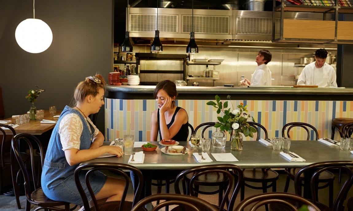 Sardine乡村餐厅餐饮品牌vi设计, 空间设计