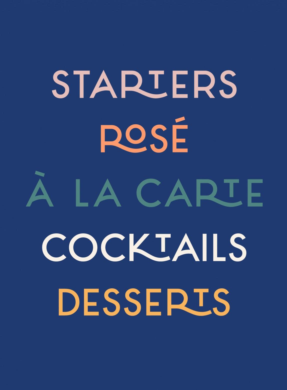 Sardine乡村餐厅餐饮品牌vi设计,字体设计