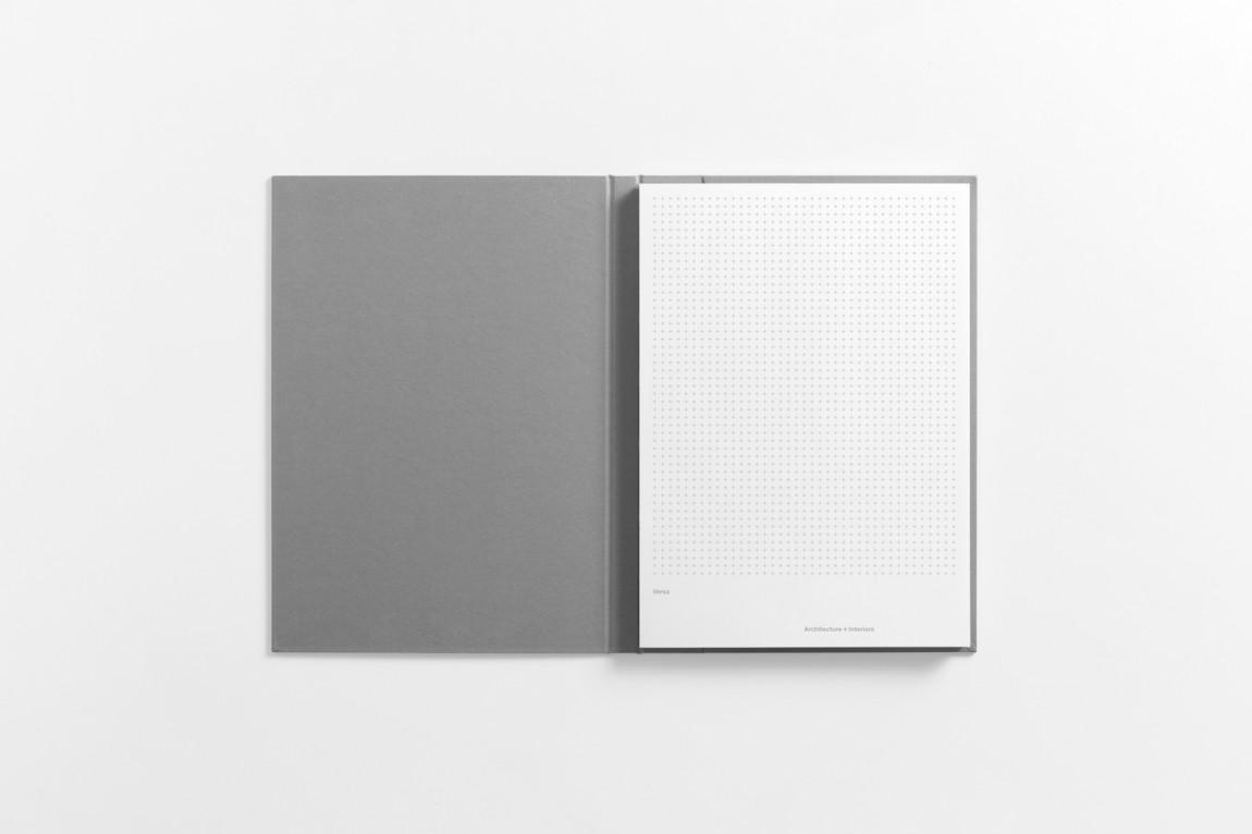 Verso建筑空间设计公司企业形象VI设计
