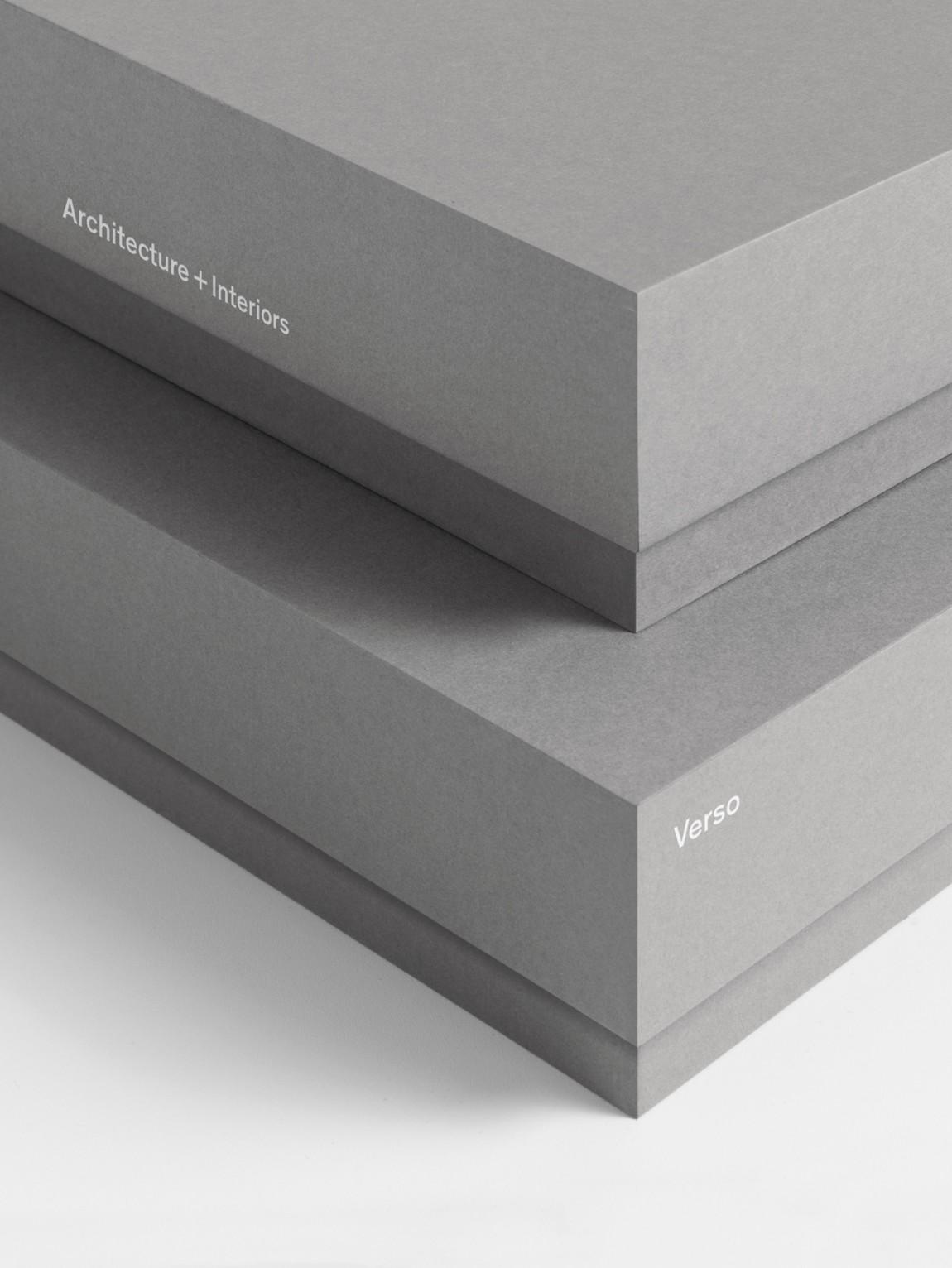 Verso建筑空间设计公司企业形象VI设计手册