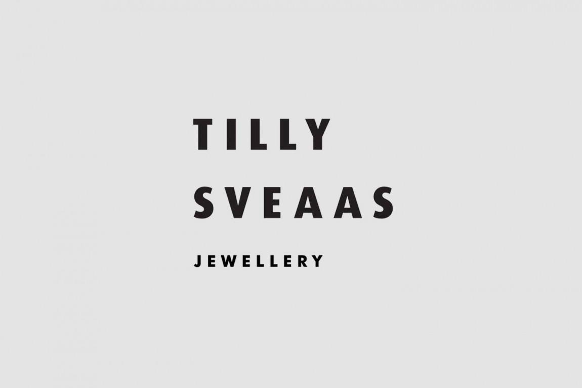 Tilly Sveaas珠宝VI设计,字体logo设计,
