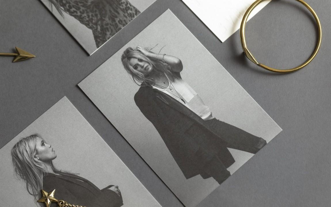 Tilly Sveaas珠宝VI设计,市场推广设计
