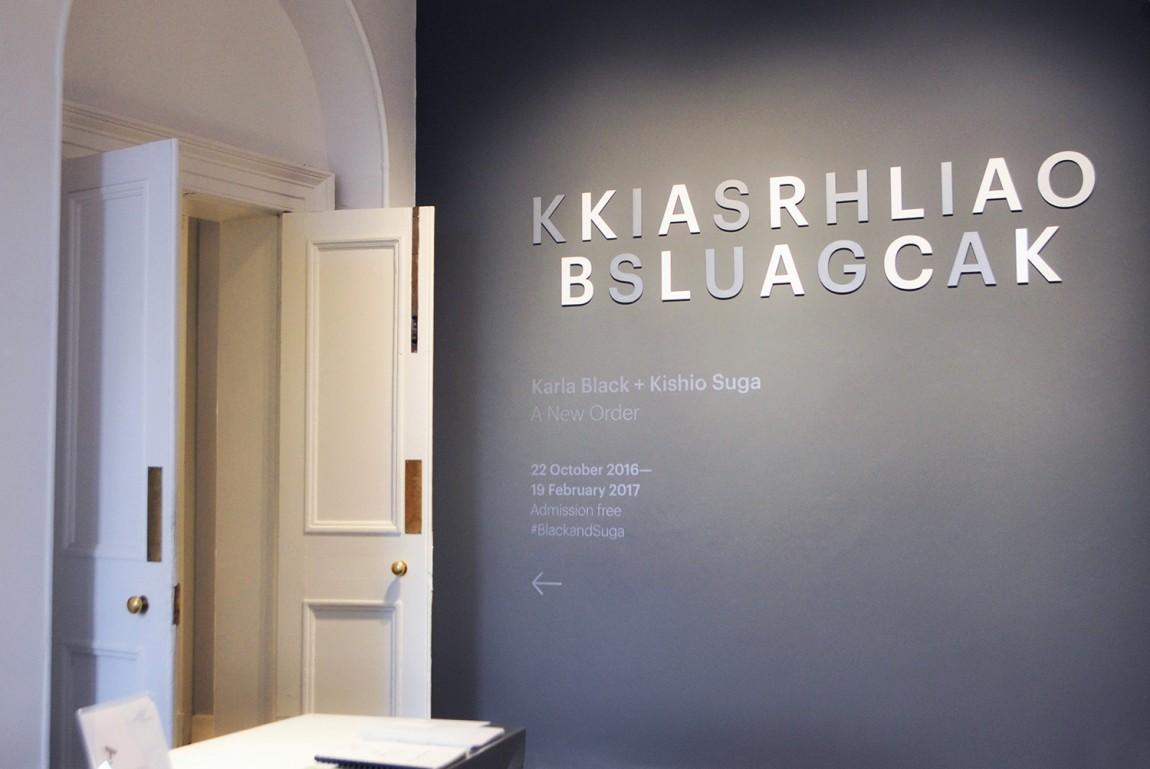 雕塑作品展视觉传达设计,空间设计
