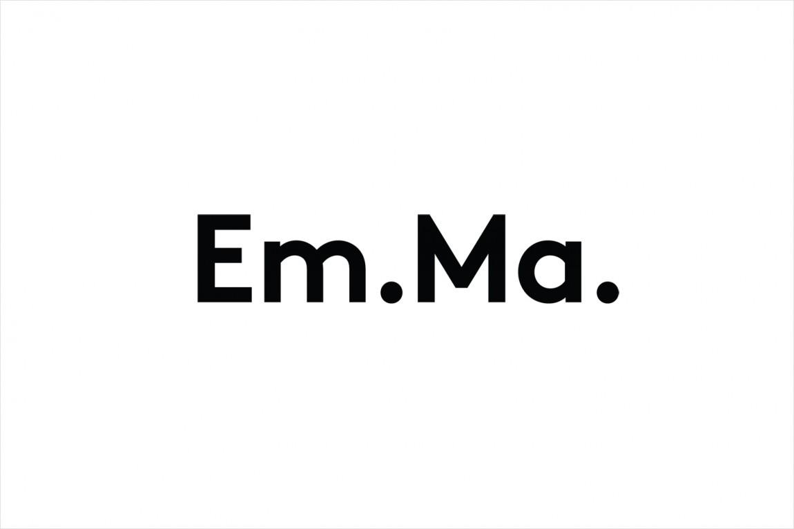 Em.Ma.个人品牌形象视觉识别设计塑造,logo设计