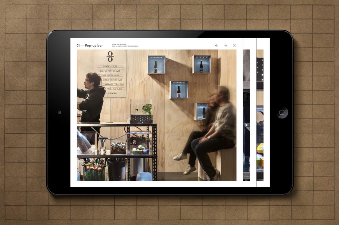 Em.Ma.个人品牌形象视觉识别设计塑造,网站设计