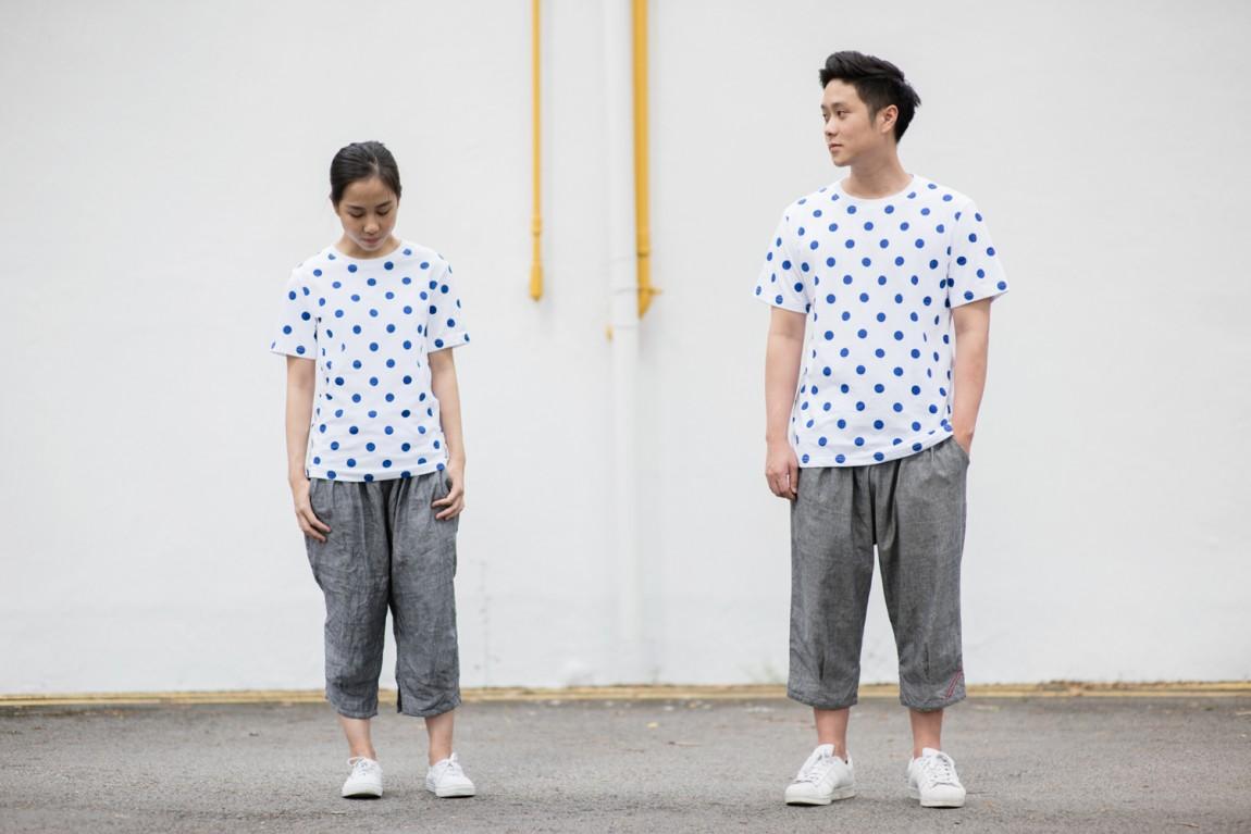 新加坡国家美术馆食品饮料零售商和咖啡馆品牌VI设计,T恤衫设计