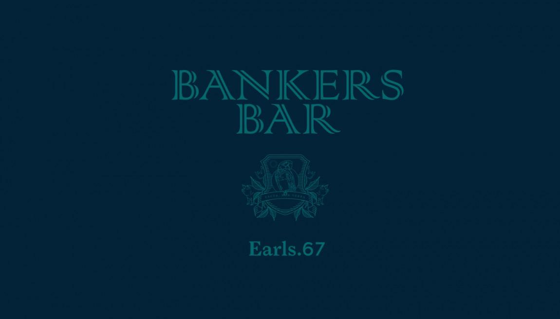 Earls.67酒吧餐饮VI设计,标识设计