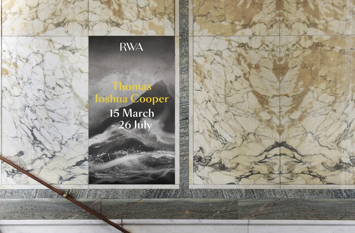 RWA艺术画廊Logo创意设计,vi形象设计,海报设计