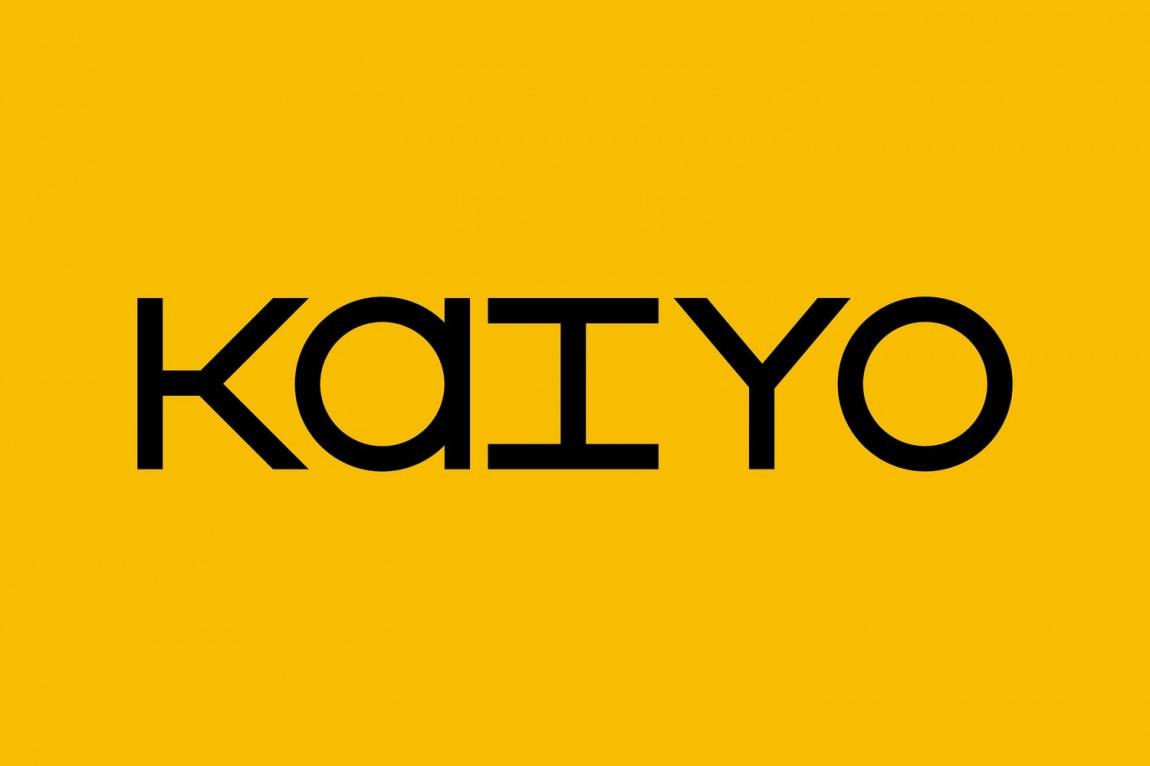 二手家具在线销售平台Kaiyo电商vi形象设计,办公应用设计