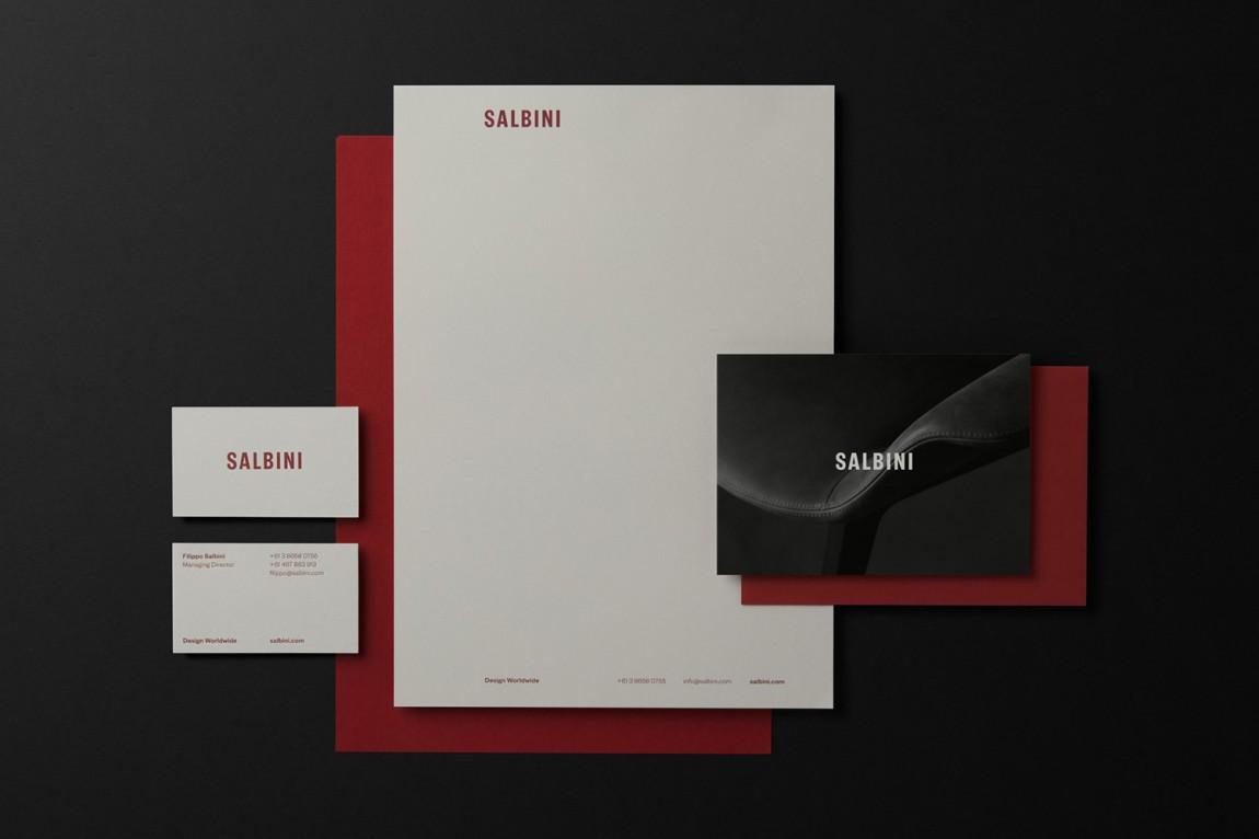 欧洲高档家具和电器在线零售商Salbini品牌设计,办公应用设计