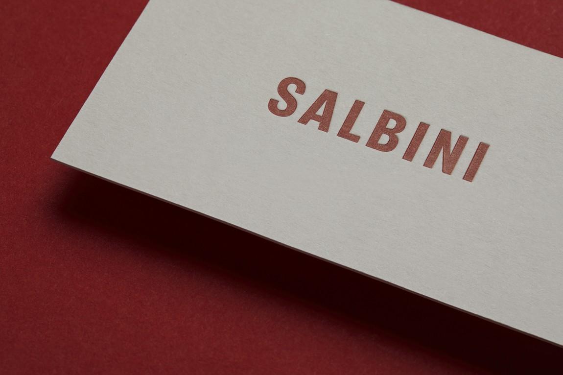 欧洲高档家具和电器在线零售商Salbini品牌设计,字体logo设计