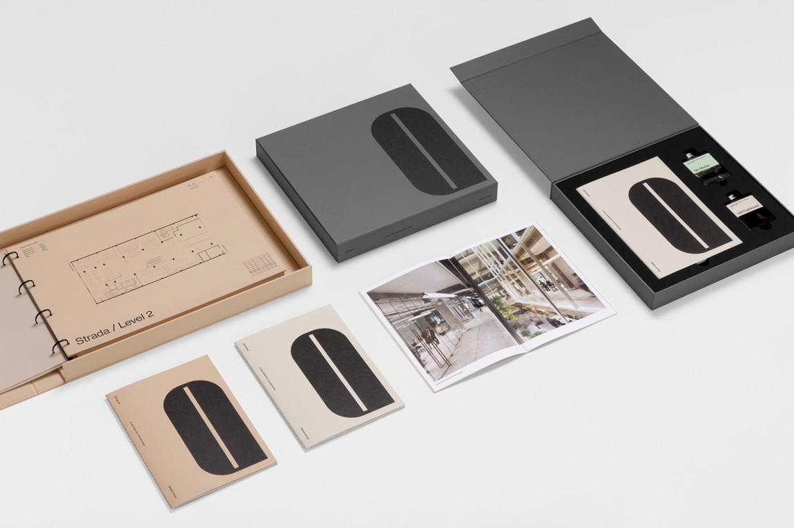 现代主义商业综合体皇后大道整体形象设计品牌重塑, 企业形象设计