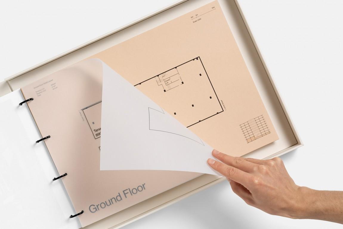 现代主义商业综合体皇后大道整体形象设计品牌重塑,cis手册设计