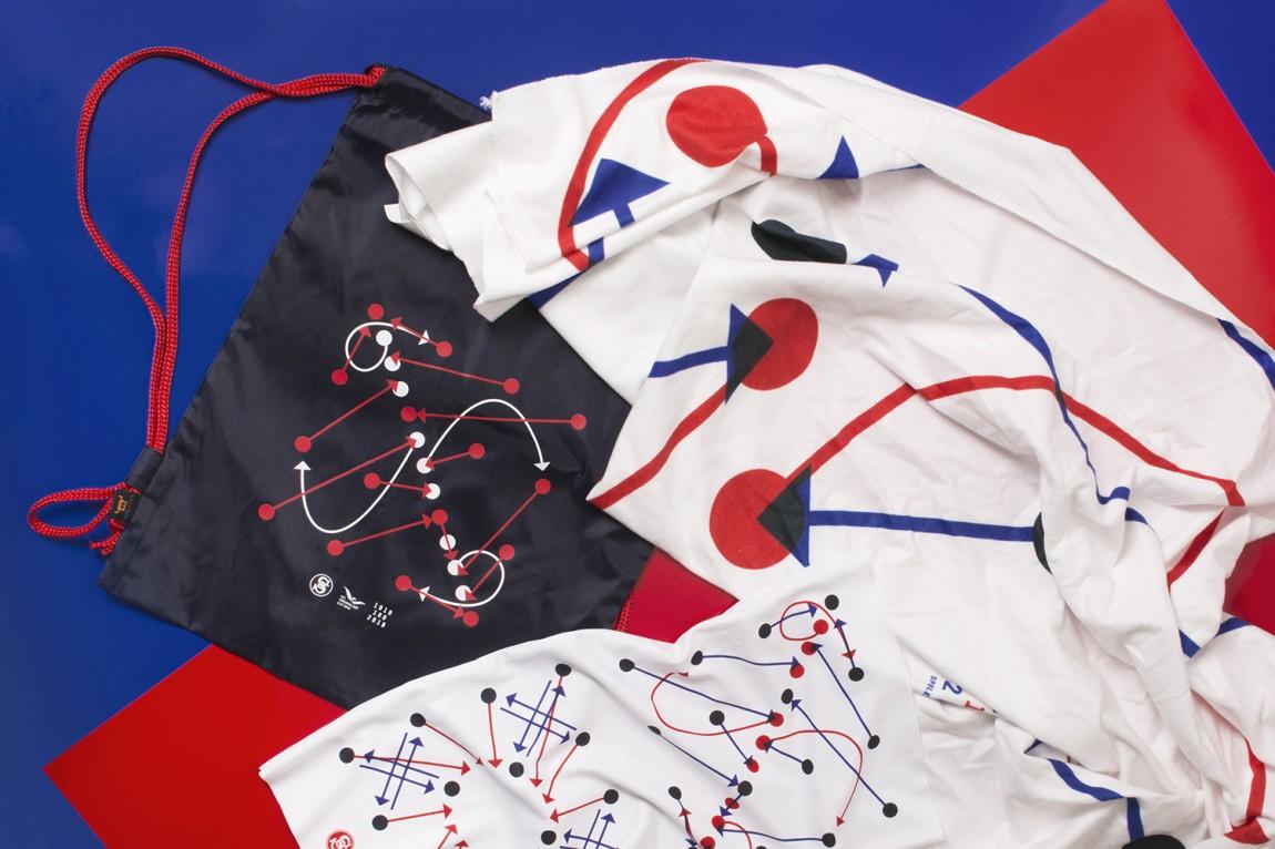 布拉格体育项目Slet品牌视觉形象设计案例,服装设计