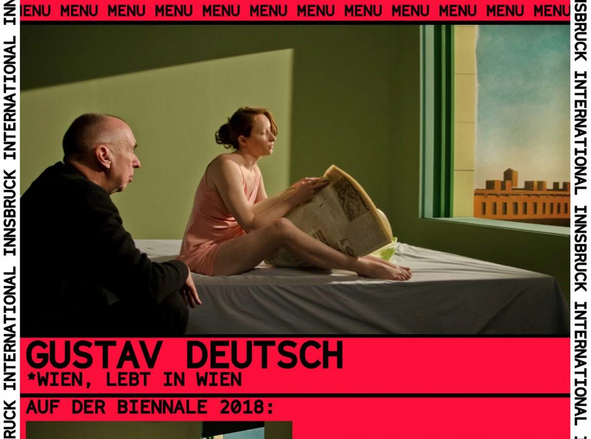 因斯布鲁克(Innsbruck)国际艺术双年展VI视觉形象设计,广告设计