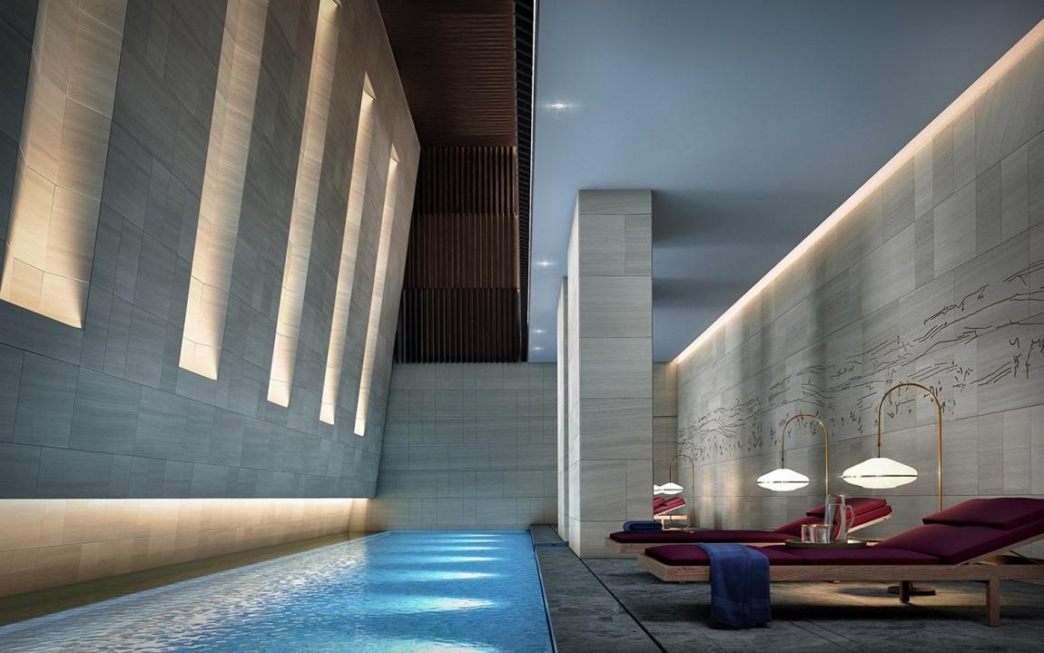 房地产住宅物业85度Spring ST品牌设计方案策划, 室内设计