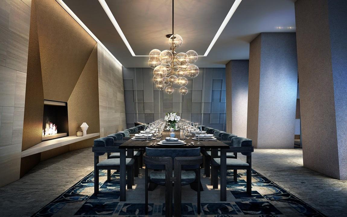 房地产住宅物业85度Spring ST品牌设计方案策划,空间设计