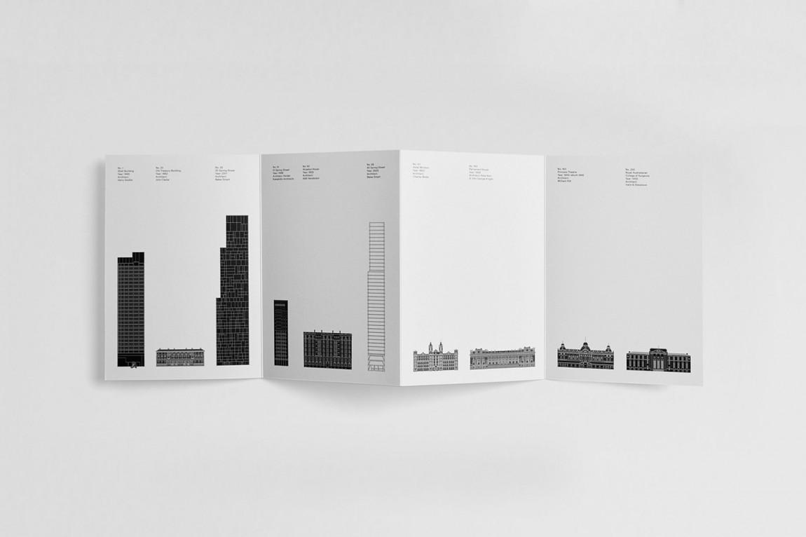 房地产住宅物业85度Spring ST品牌设计方案策划,折页设计