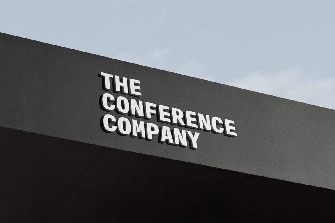会议公司(TCC)企业形象策划与公司品牌提升案例解析,户外招牌设计