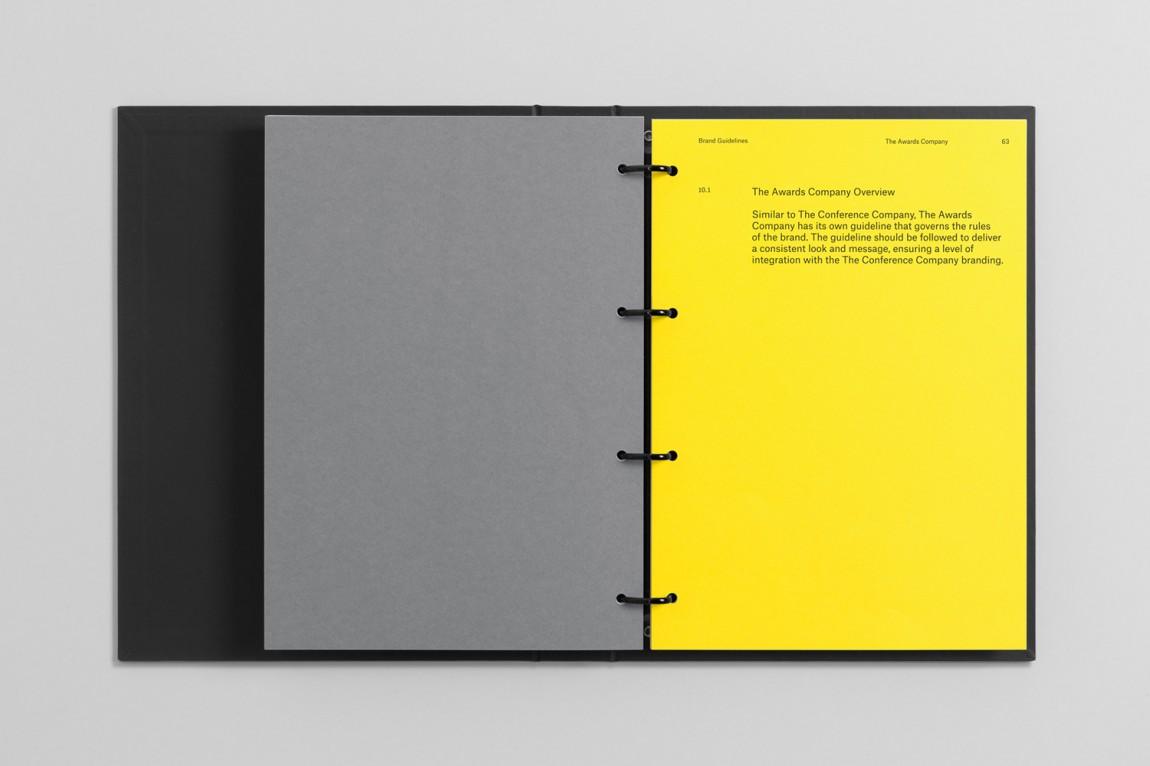 会议公司(TCC)企业形象策划与公司品牌提升案例解析,VIS手册设计