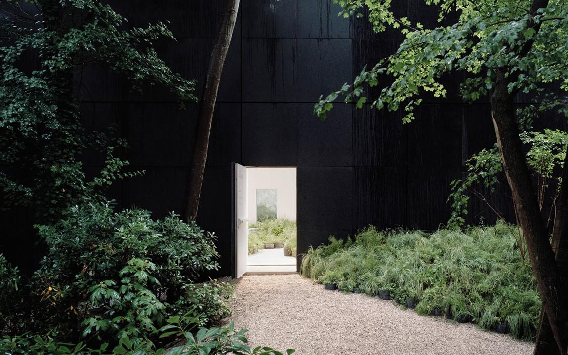 国际建筑双年展Repair展馆视觉形象设计,空间设计