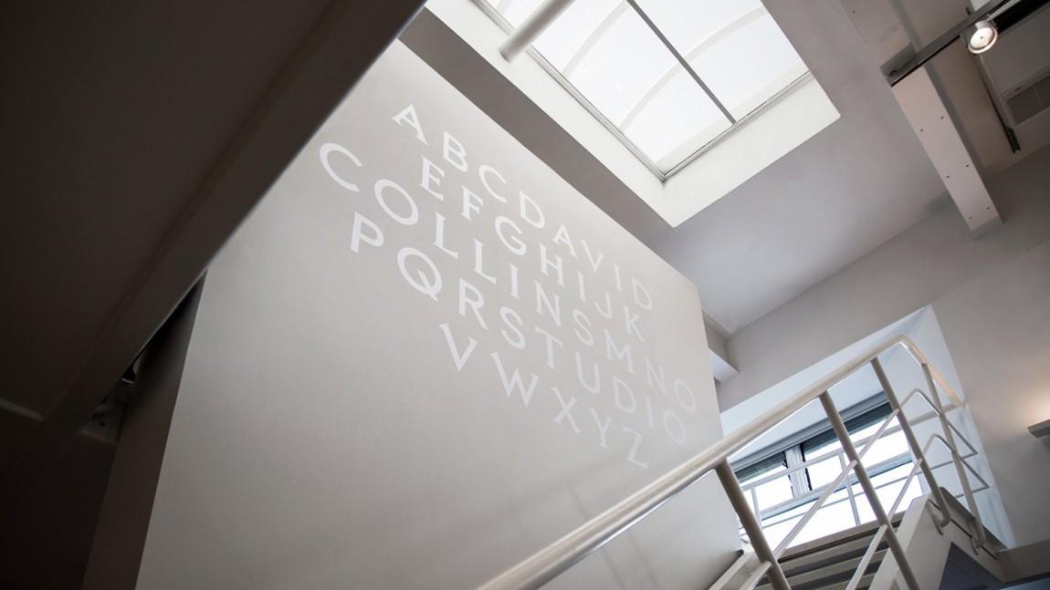 室内建筑设计事务所(David Collins)品牌策划设计, 办公空间设计