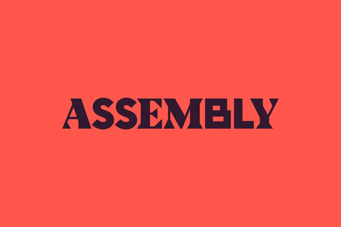 Assembly城市酒店VI品牌形象设计