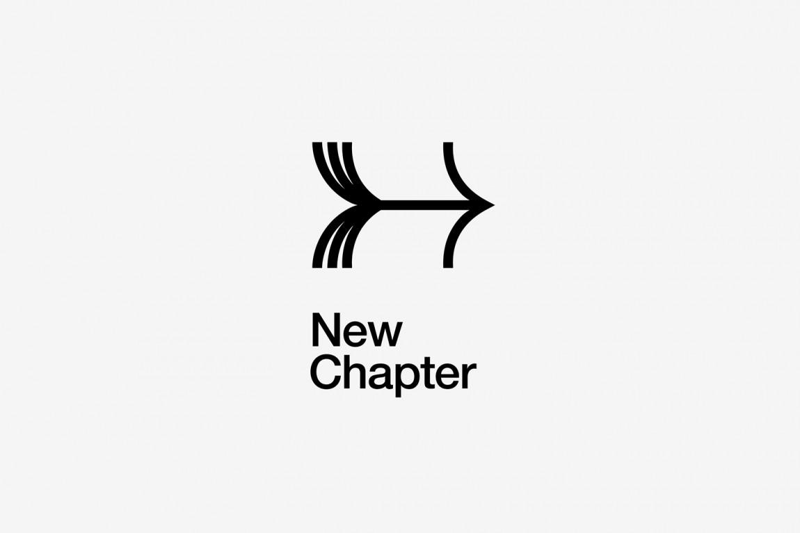 新篇章咨询初创公司vi视觉识别系统,标识设计