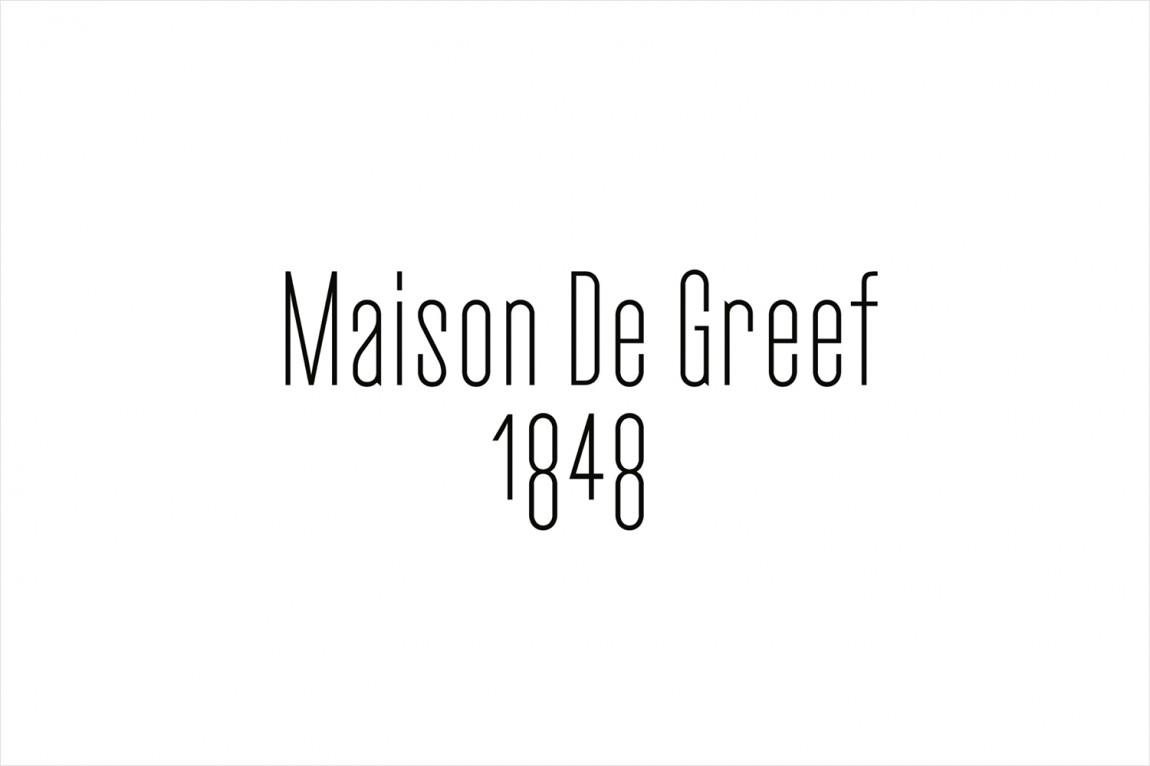 高端奢侈珠宝品牌(MDG1848)vi企业形象设计, 文字logo设计