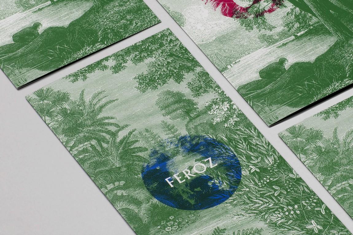Feroz餐厅与俱乐部品牌形象设计