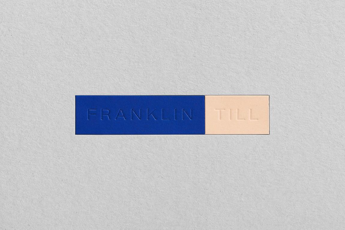 时尚品牌趋势研究机构FranklinTill品牌形象塑造设计, logo设计