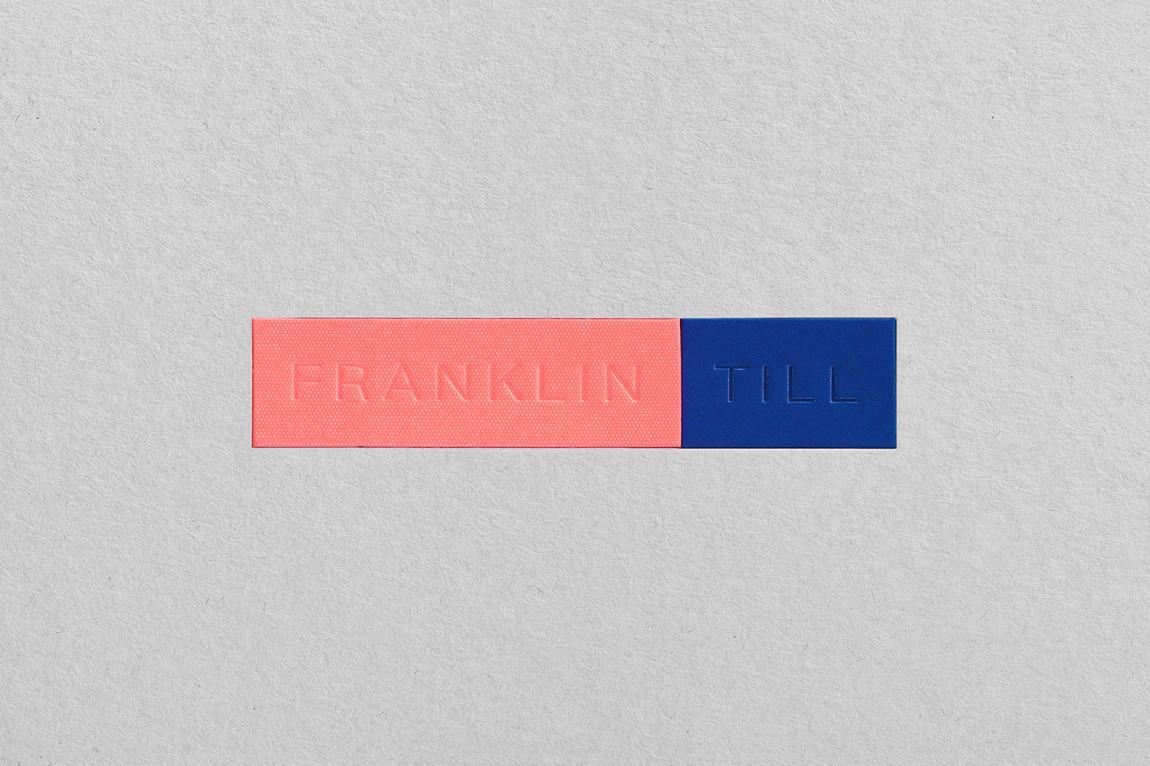 时尚品牌趋势研究机构FranklinTill品牌形象塑造设计, 文字logo设计