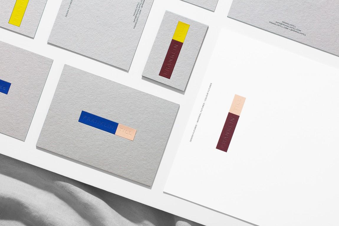 时尚品牌趋势研究机构FranklinTill品牌形象塑造设计, 办公应用设计