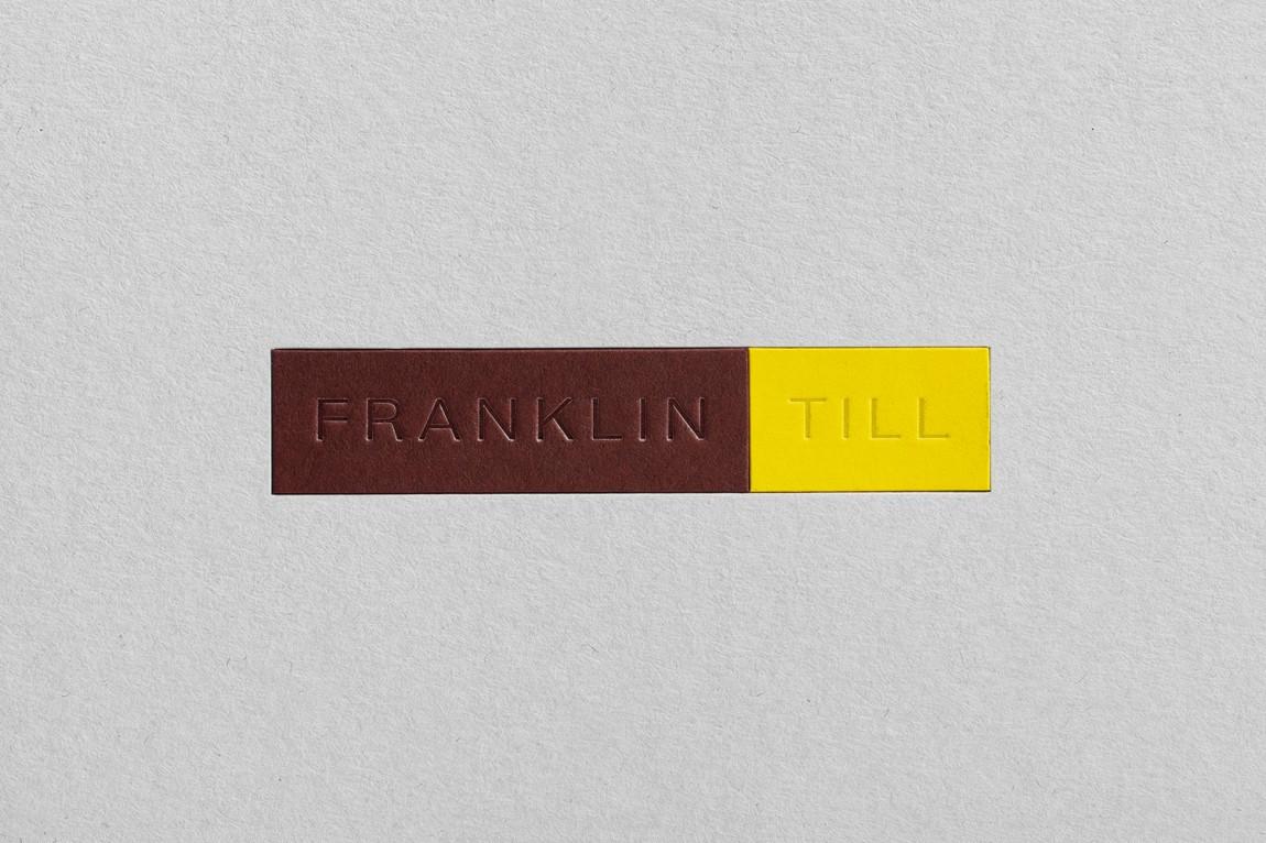 时尚品牌趋势研究机构FranklinTill品牌形象塑造设计, 字母logo设计