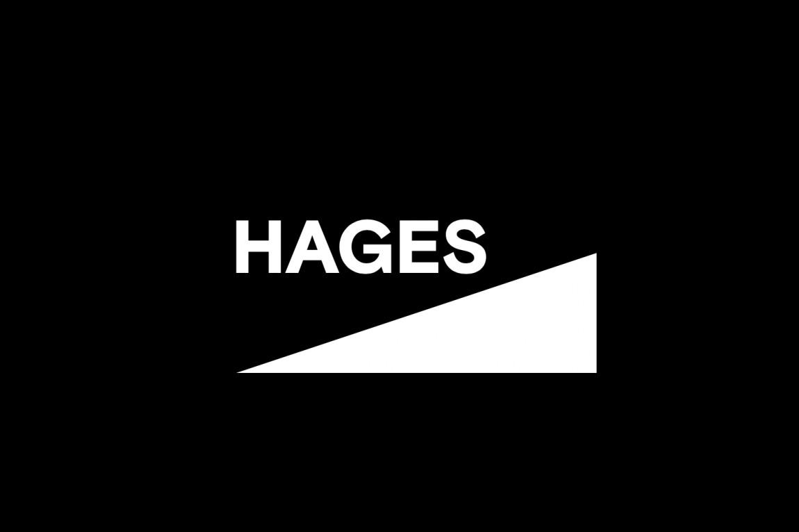 Hages品牌形象设计,logo设计