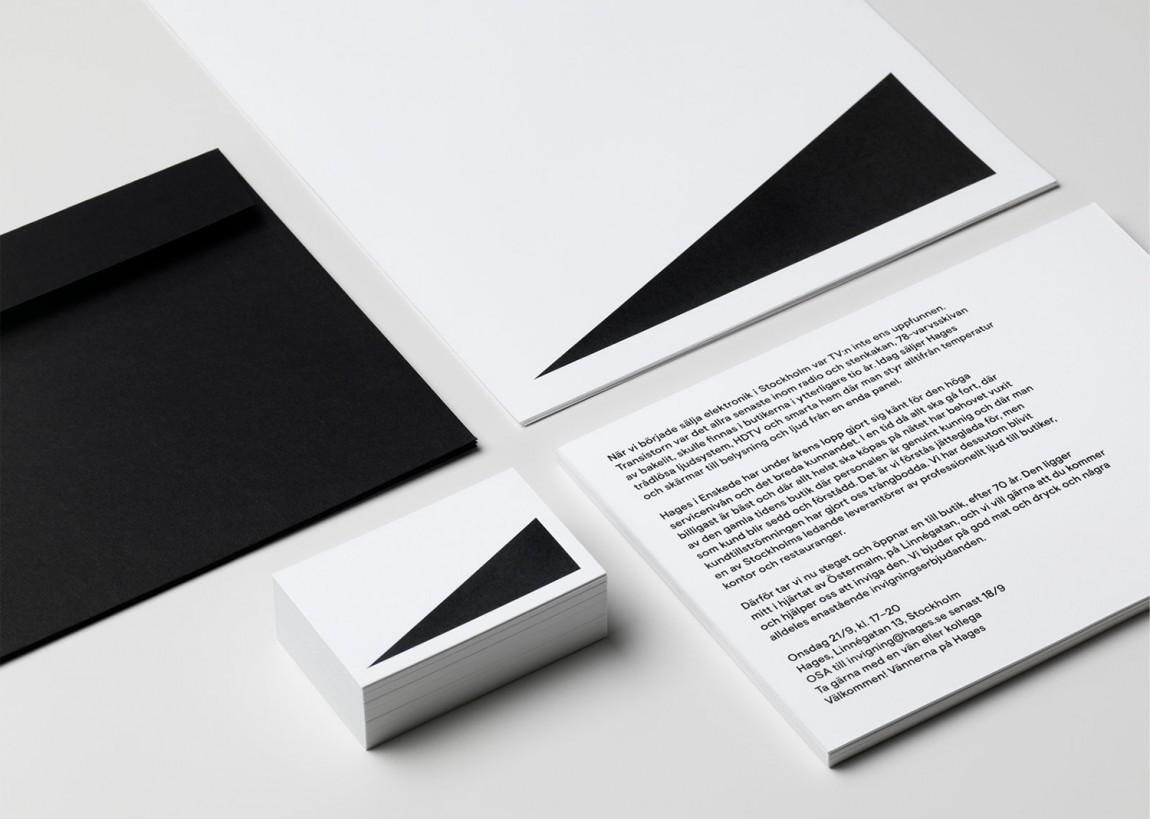 Hages品牌形象设计, 企业形象设计