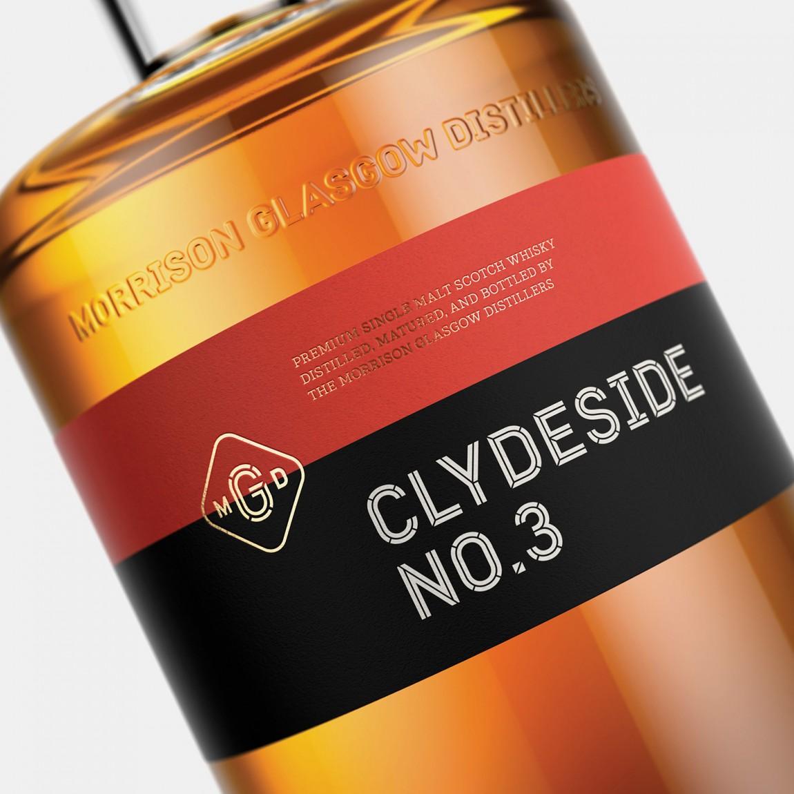 振格拉斯哥酒产品形象设计,包装设计
