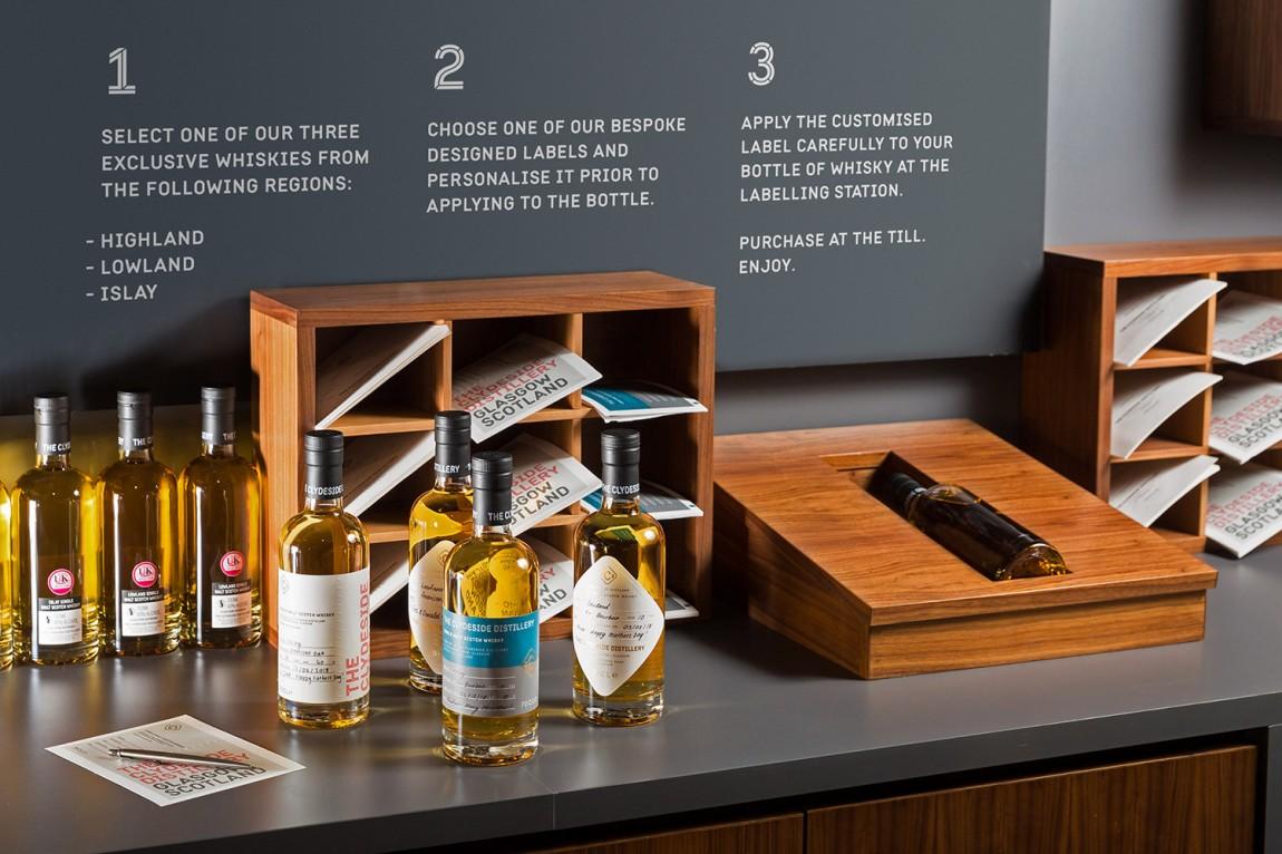 振格拉斯哥酒产品形象设计, 产品包装设计