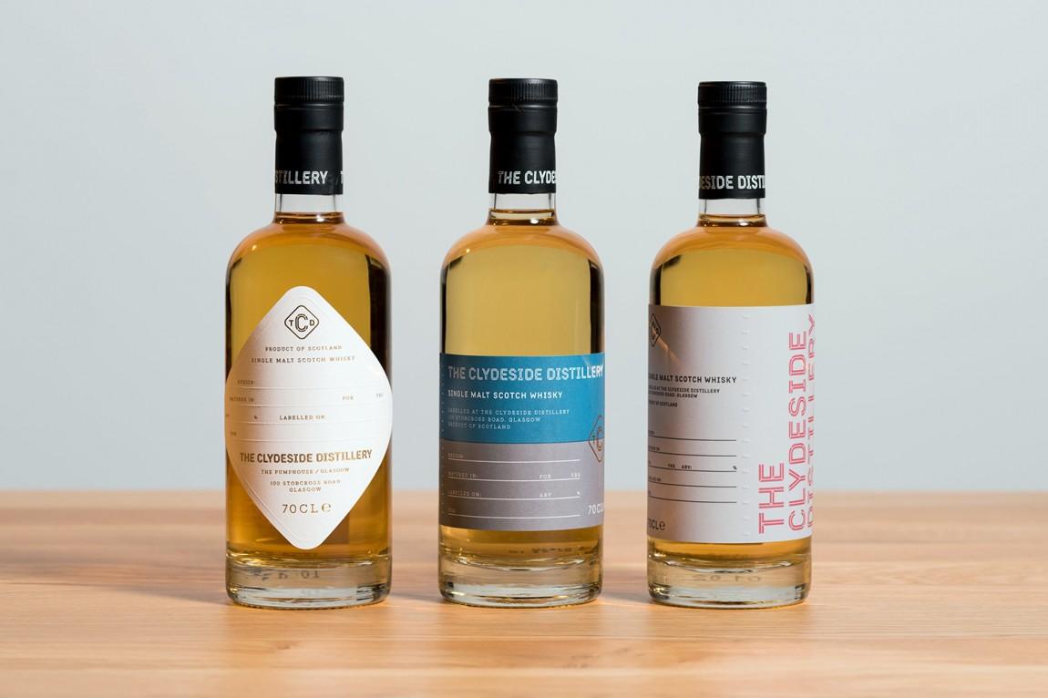 振格拉斯哥酒产品形象设计, 酒包装设计