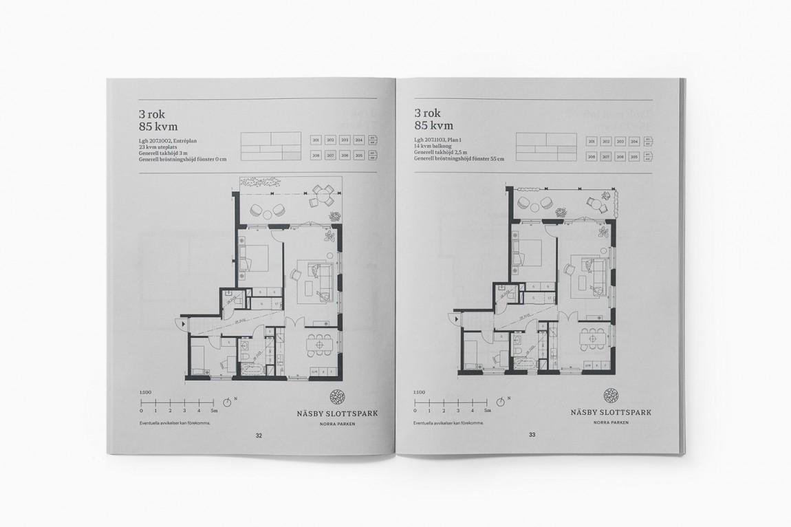 Nasby住宅地产品牌VI设计,样板间设计