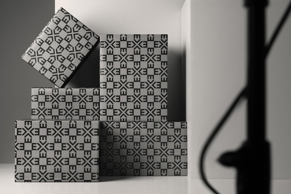 瑞典建筑公司Enter Arkitektur整体形象设计,包装设计