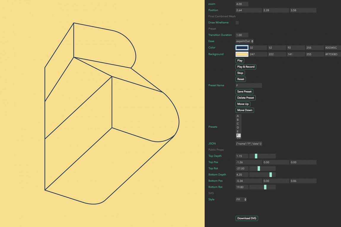 伦敦Broadgate城市形象设计,字母logo设计