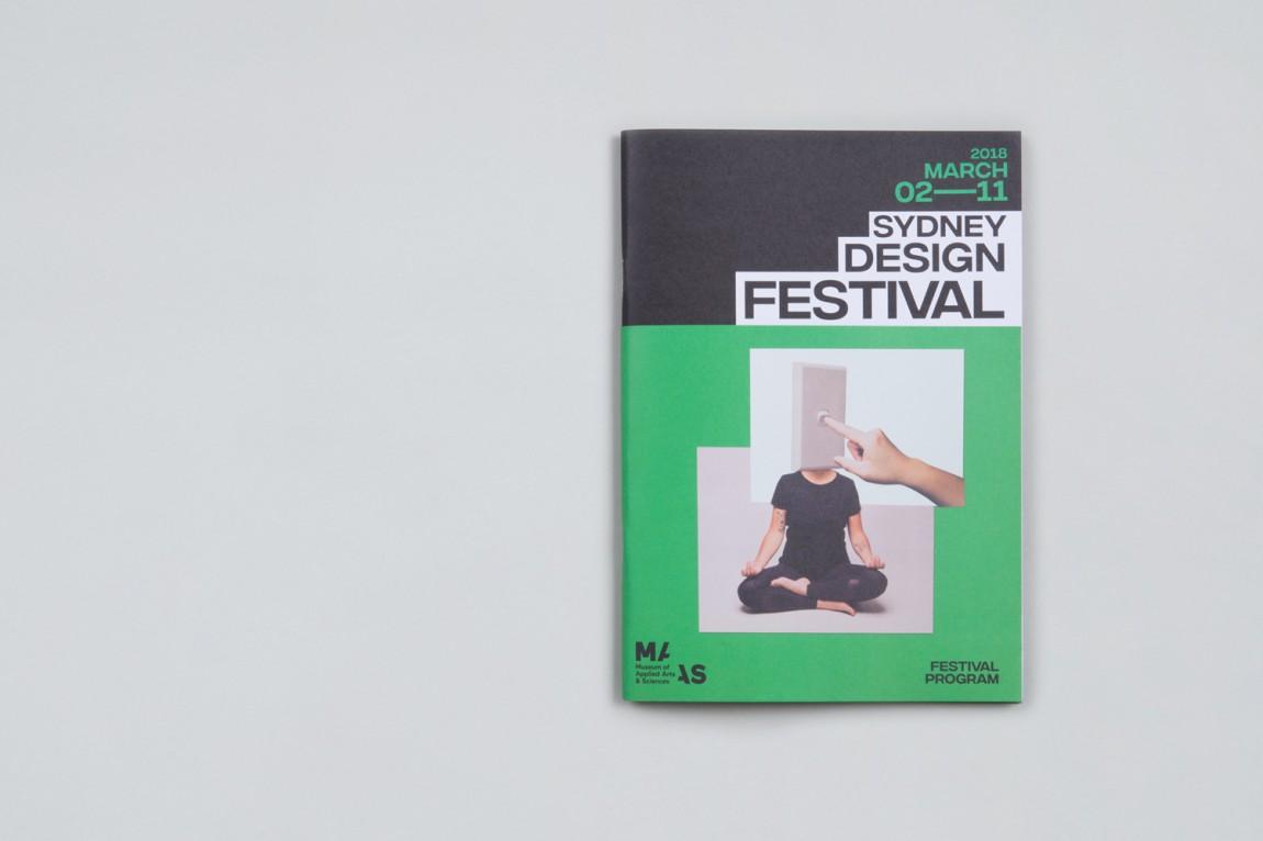 悉尼设计节视觉传达艺术设计,画册设计