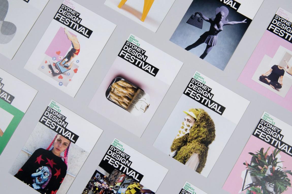 悉尼设计节视觉传达艺术设计,广告设计