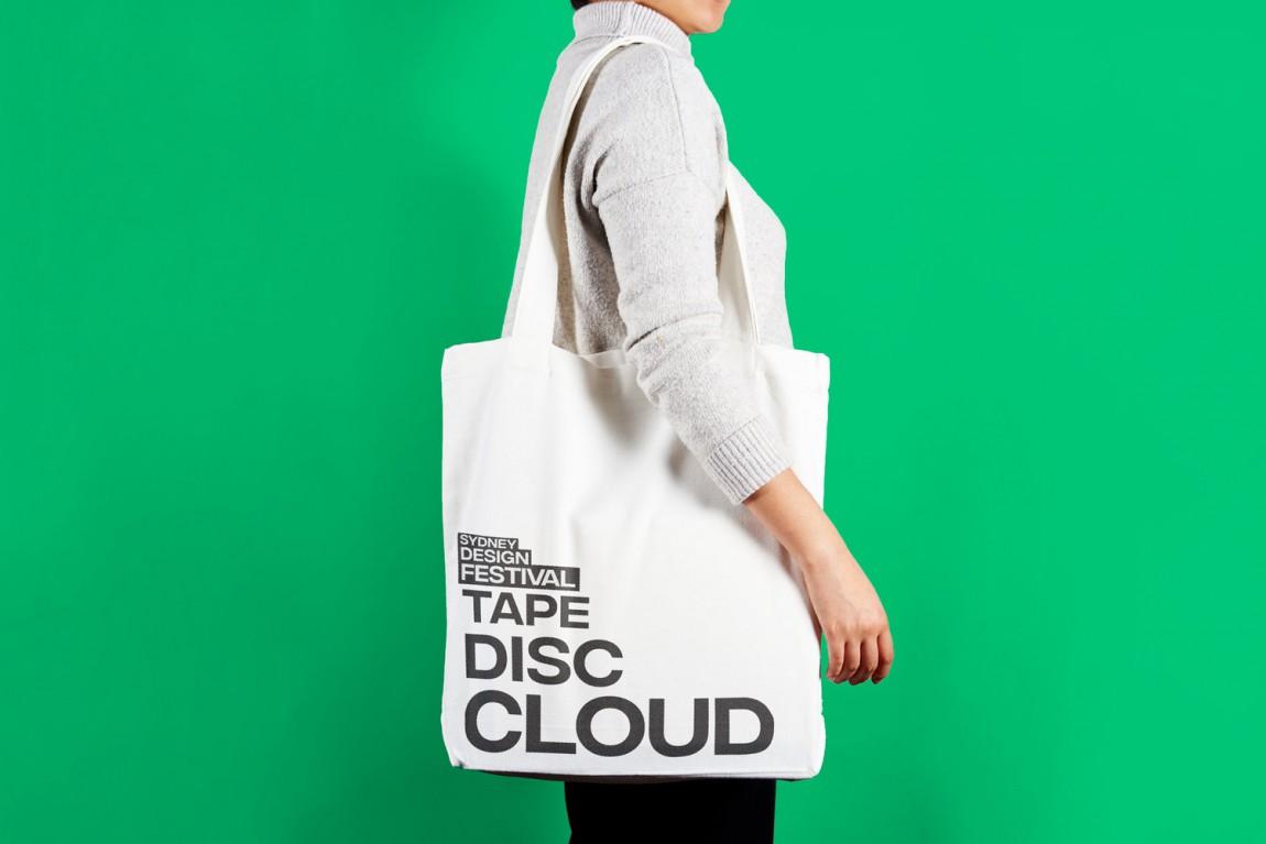 悉尼设计节视觉传达艺术设计,手提袋设计