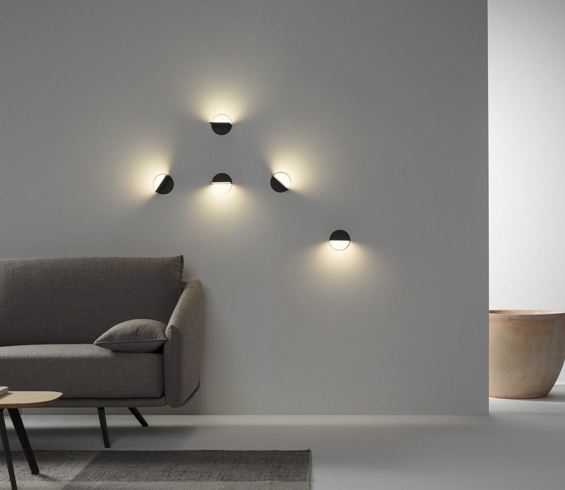 Fluvia照明产品形象设计,灯光摄影
