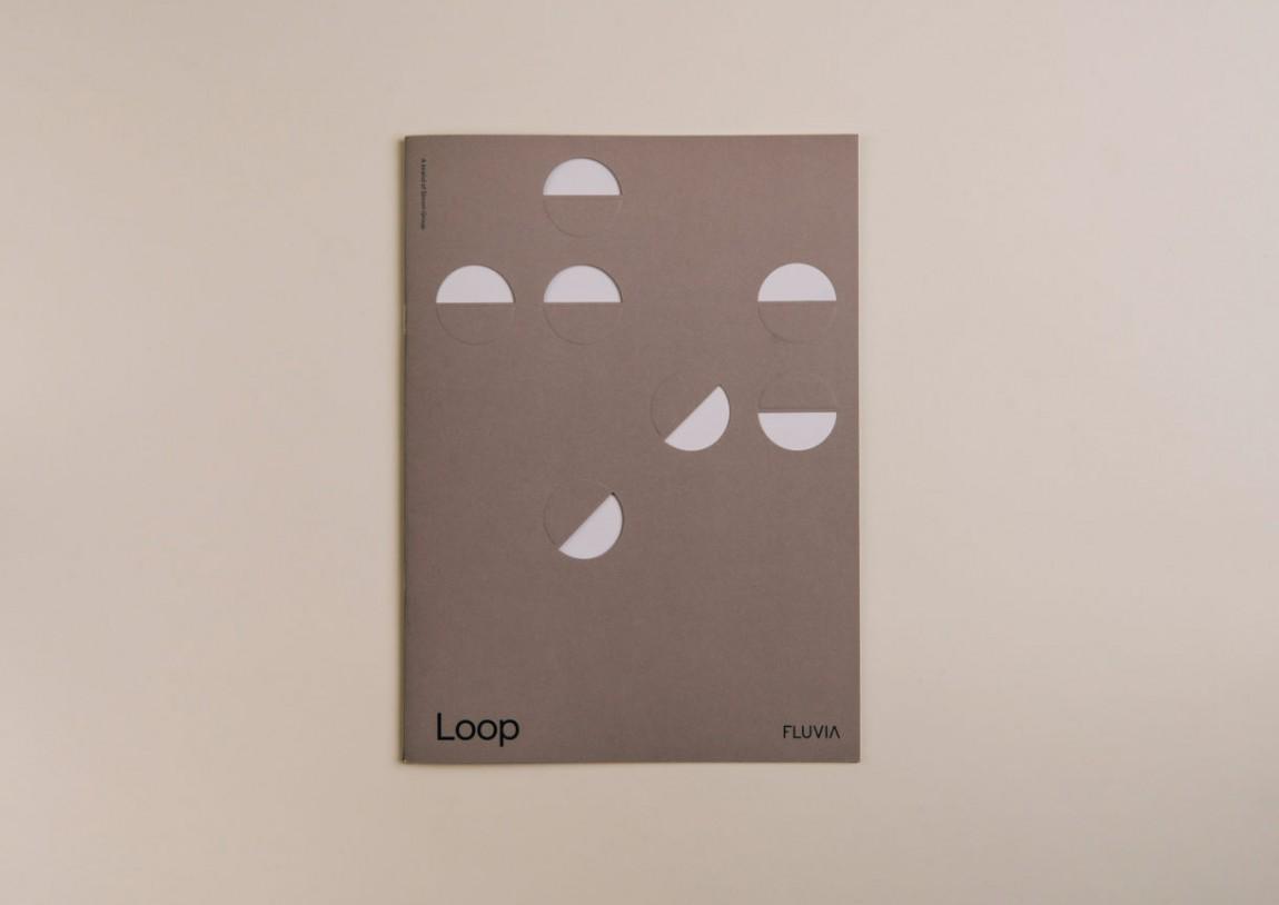 Fluvia照明产品形象设计,高端画册设计