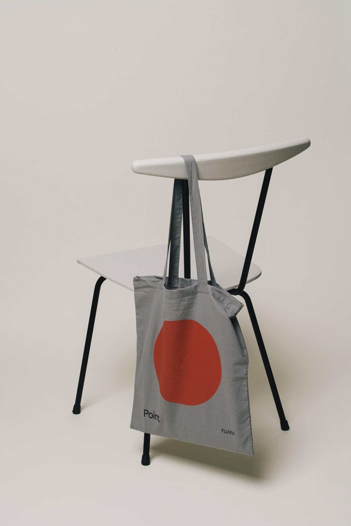 Fluvia照明产品形象设计,手提袋设计