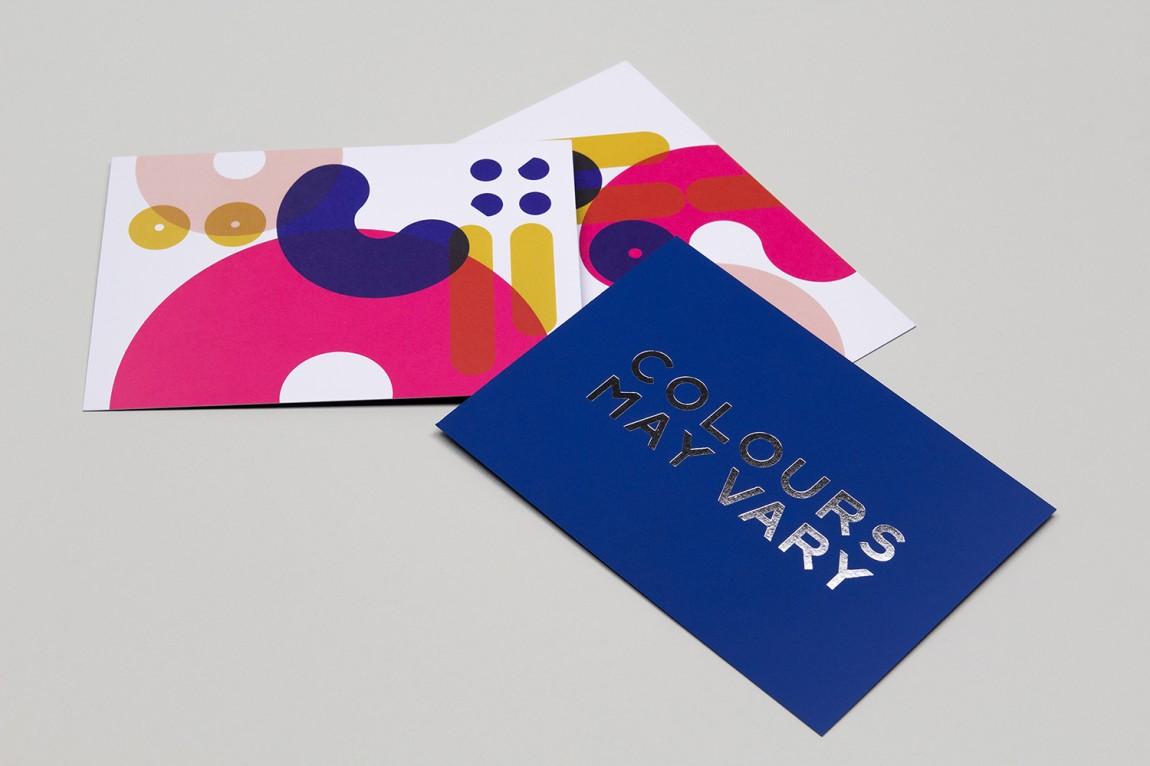 Colours May Vary创意空间视觉传达设计(视觉识别系统设计),画册设计